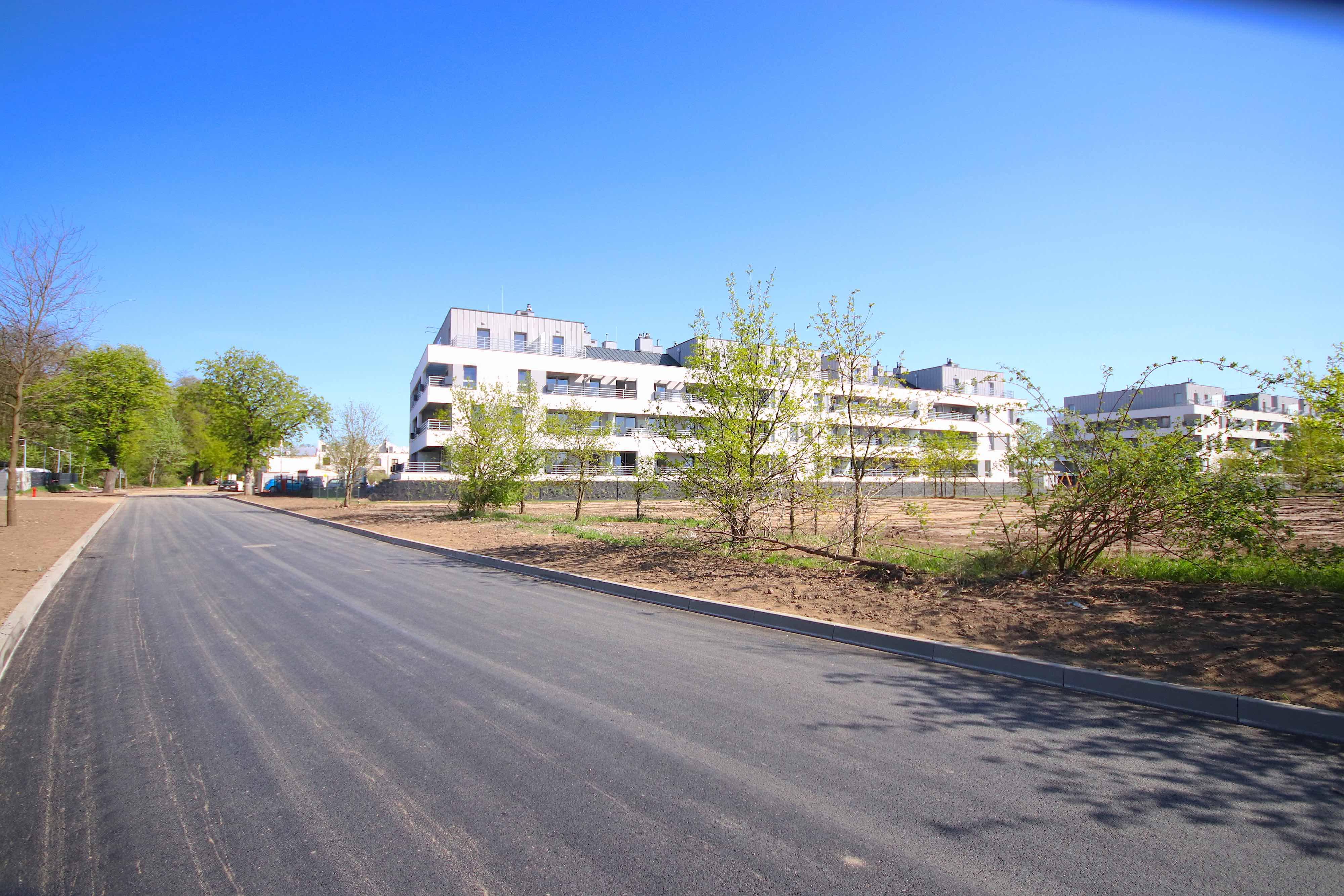 Ritmo Park, Dziennik budowy