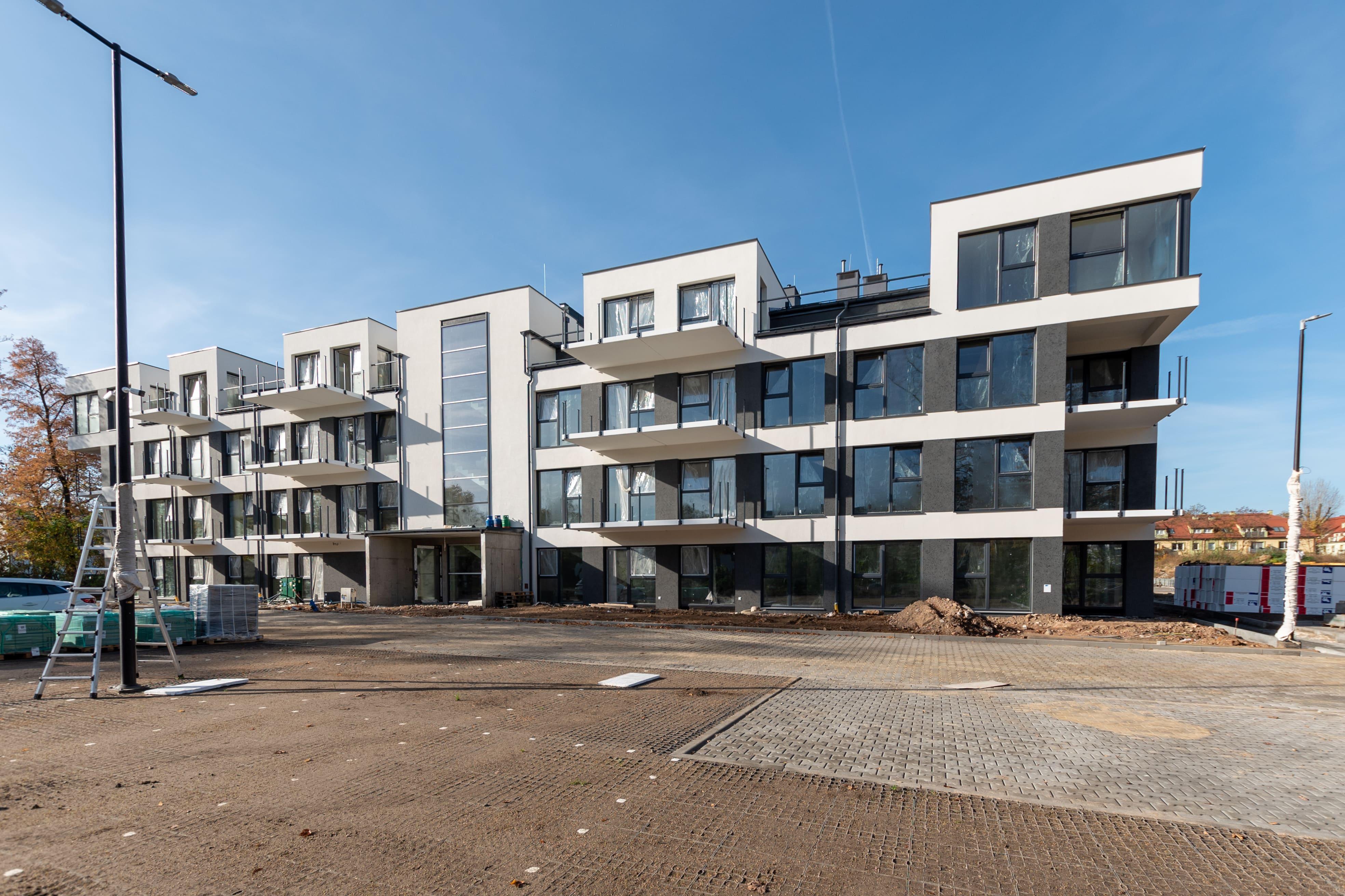 Scala Park, Dziennik budowy