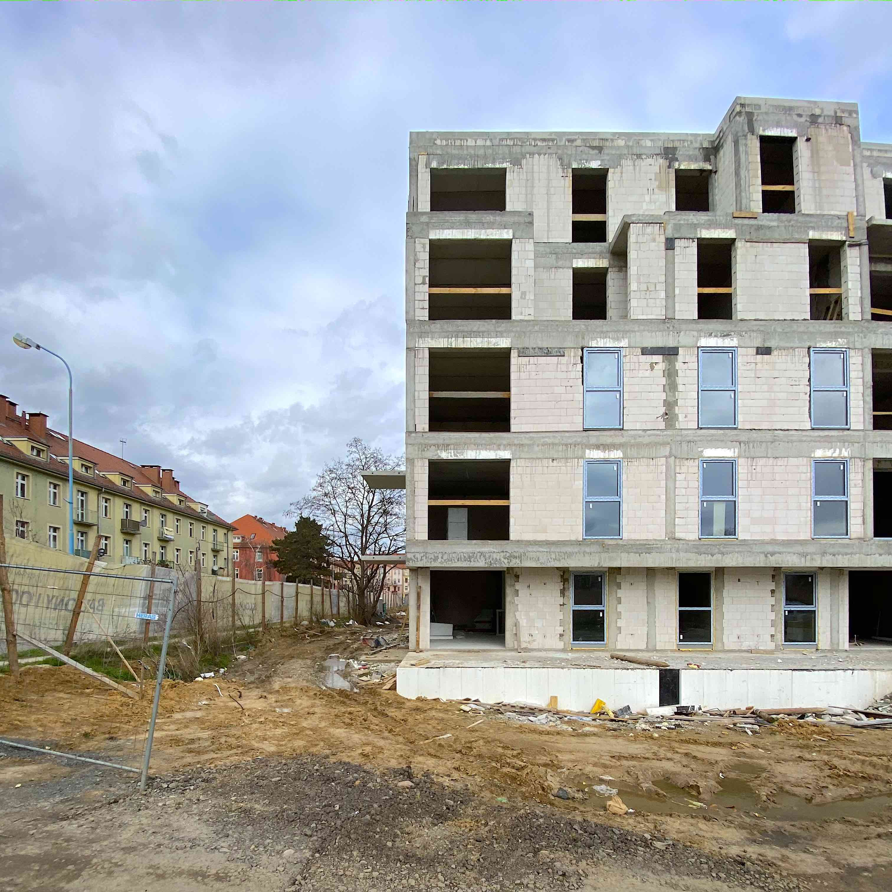 Kubatura, Dziennik budowy