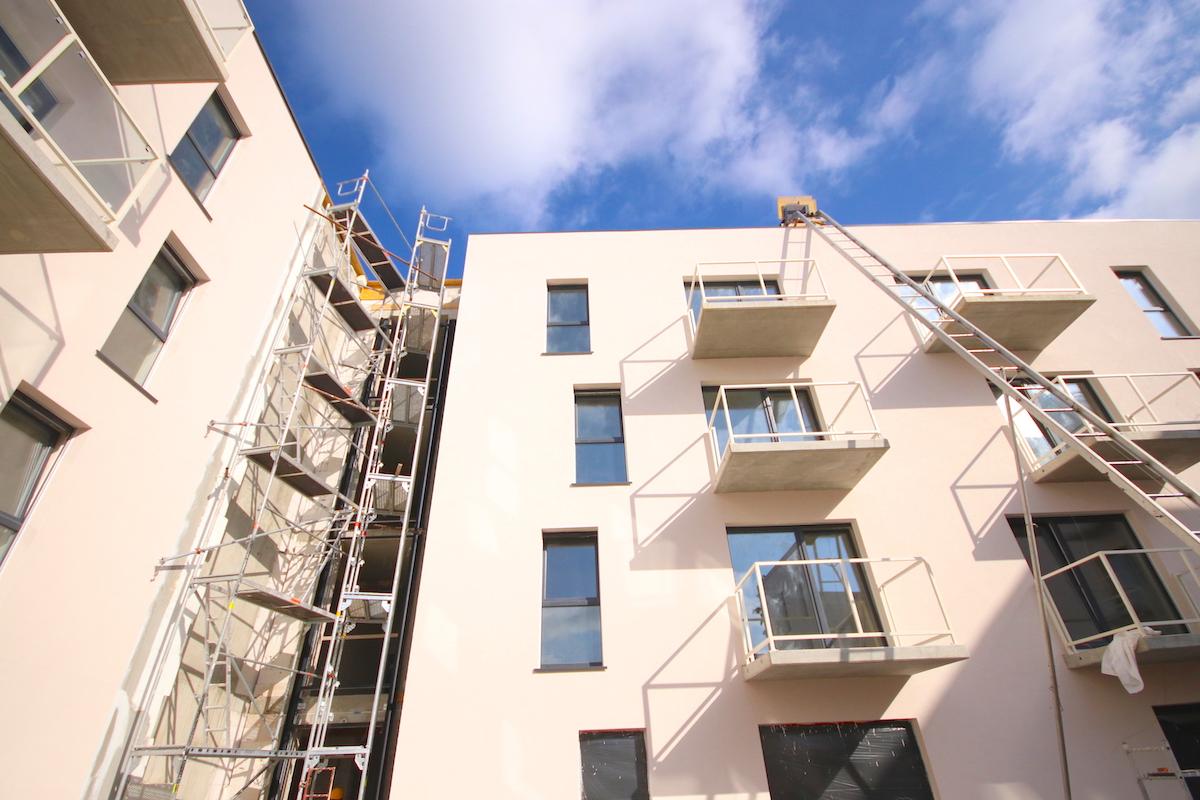 Moderno, Końcówka budowy wrzesień 2019