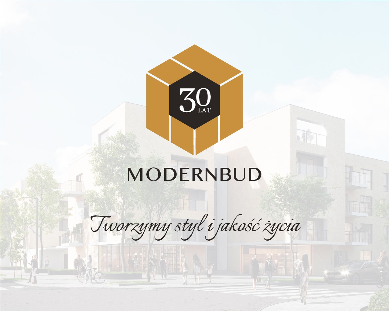30 lat Modernbud